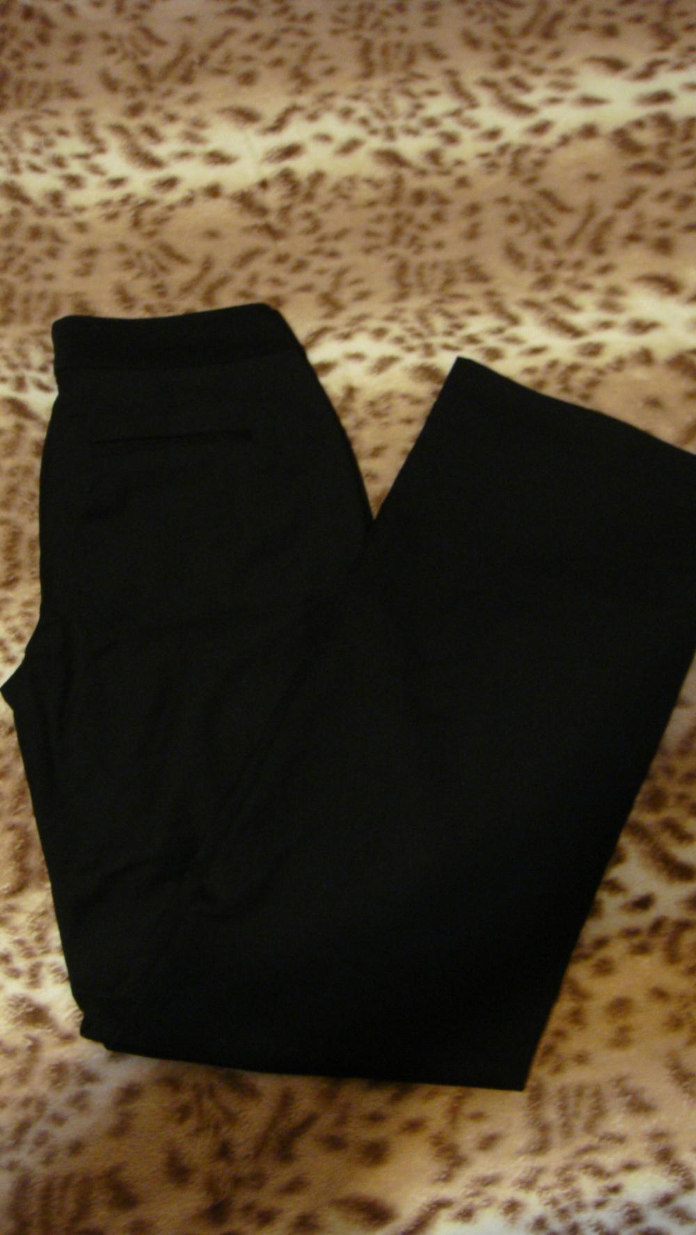 Новые брюки шерсть кашемир на шелковой подкладке Adam.