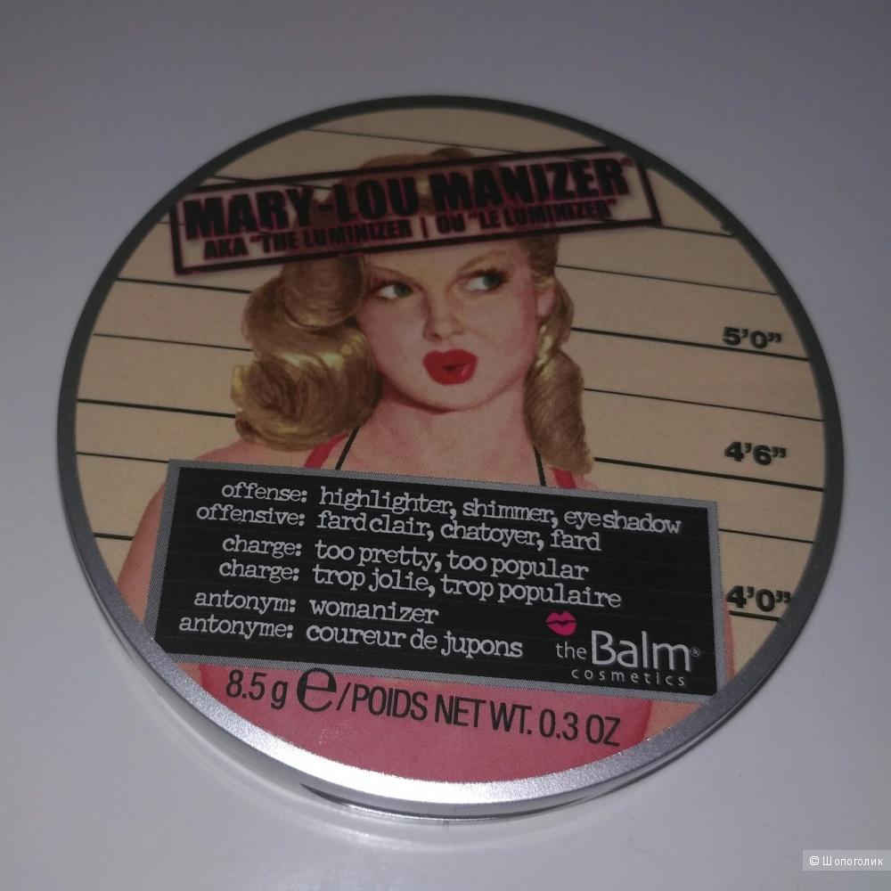 Новый хайлайтер The Balm Mary-Lou Manizer