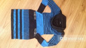 Симпатичное и комфортное платье свитер Jane Norman размер М-Л