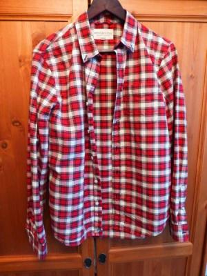 Новая мужская рубашка Denim & Supply Ralph Lauren