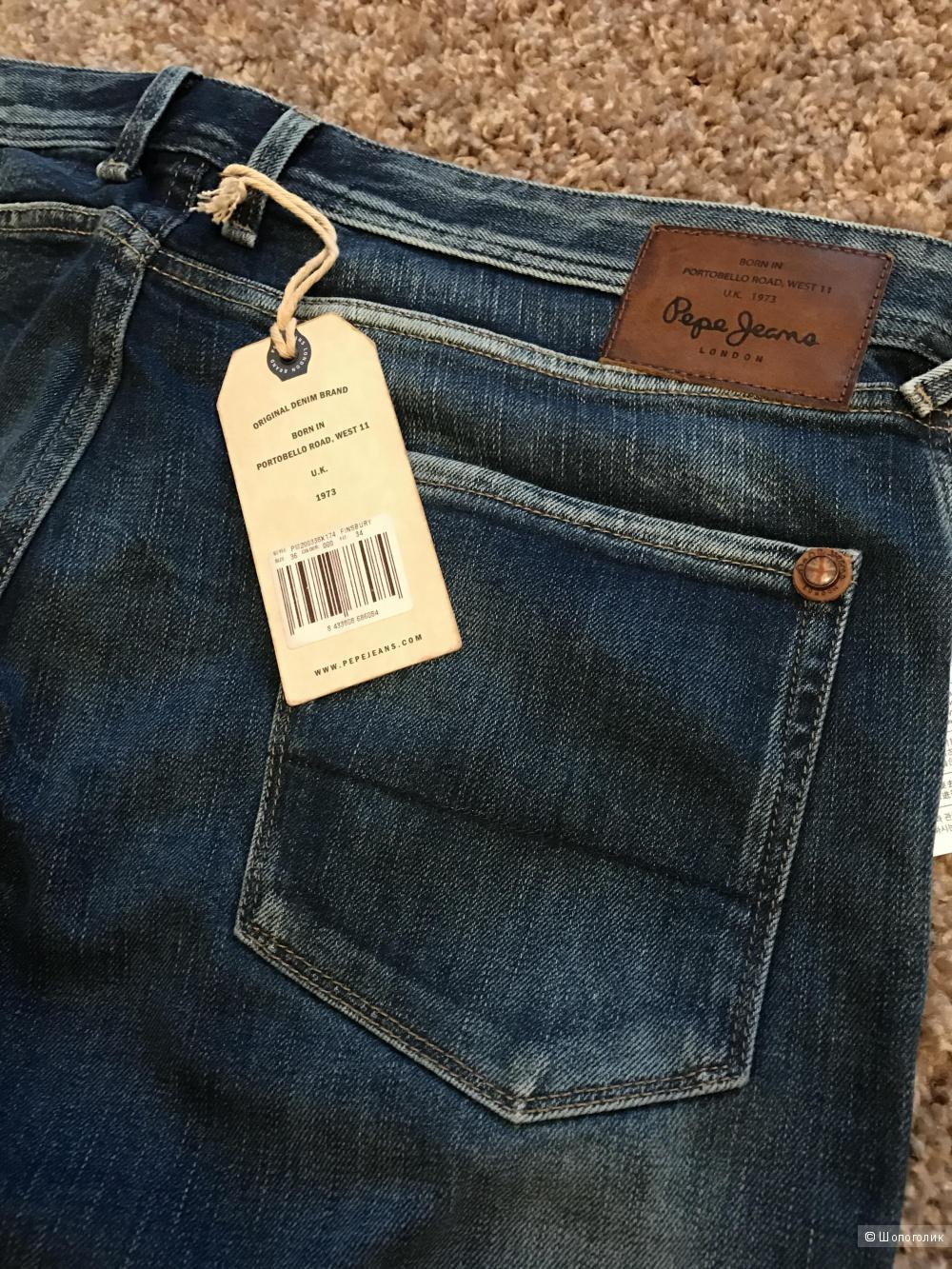 Пристрою новые мужские джинсы Pepe jeans