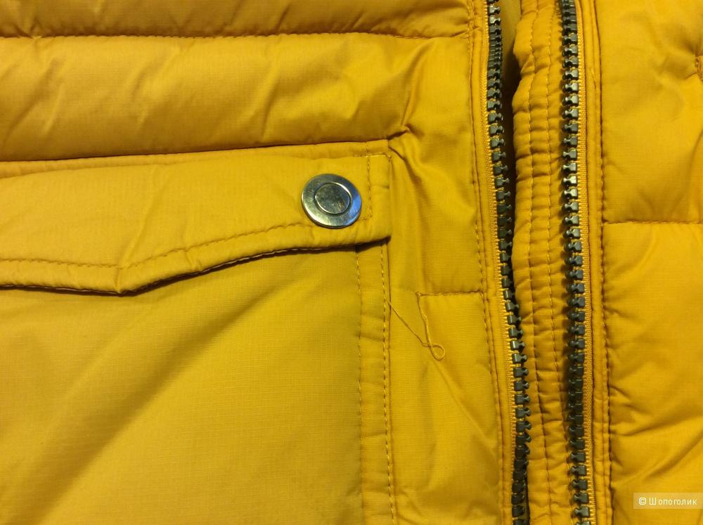 Зимняя куртка для мальчика р.122