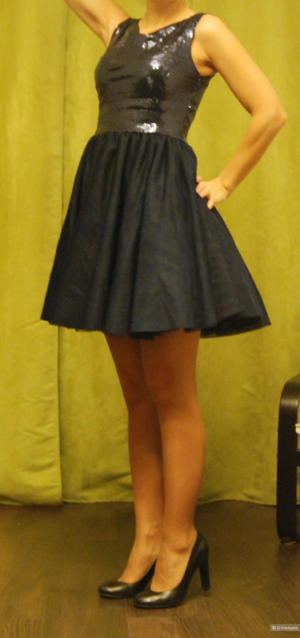 Платье коктельное , вечернее 42-44