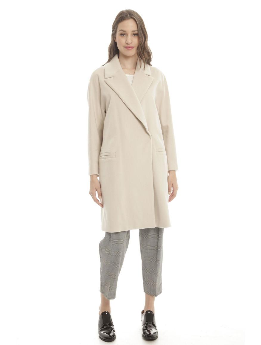Пальто итальянское шерсть с кашемиром Max&co