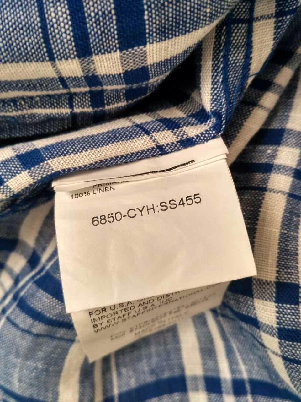 Женская рубашка в клетку Dsquared2. Р-р 42.
