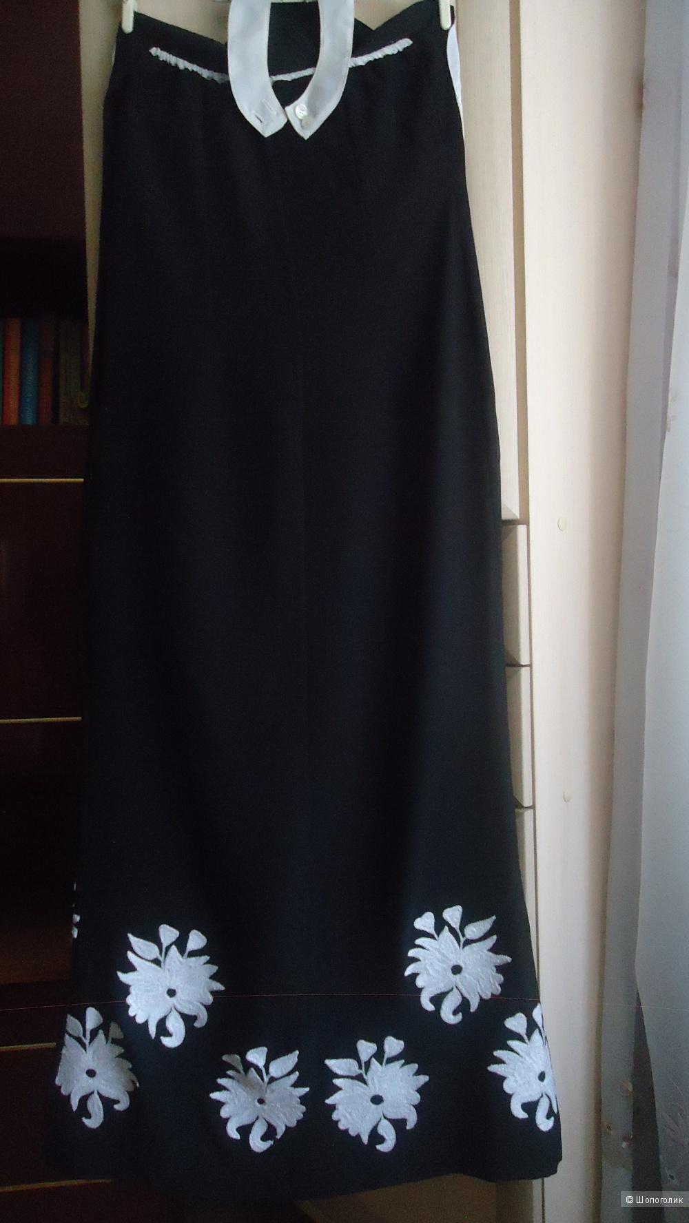 Шикарный сарафан Almatrichi