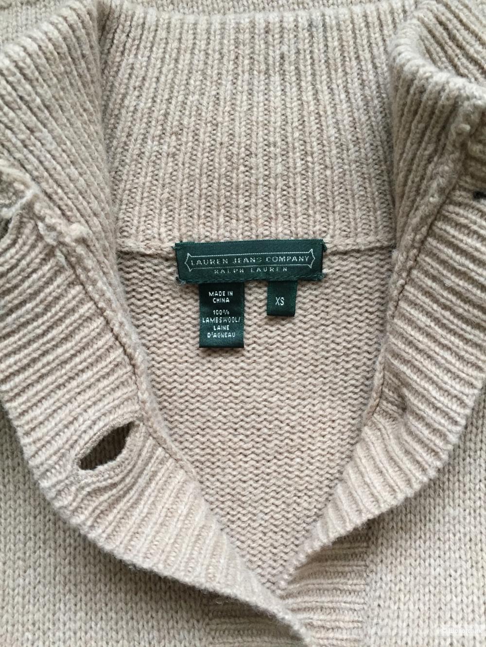 Длинный кардиган Lauren jeans company от Ralph Lauren