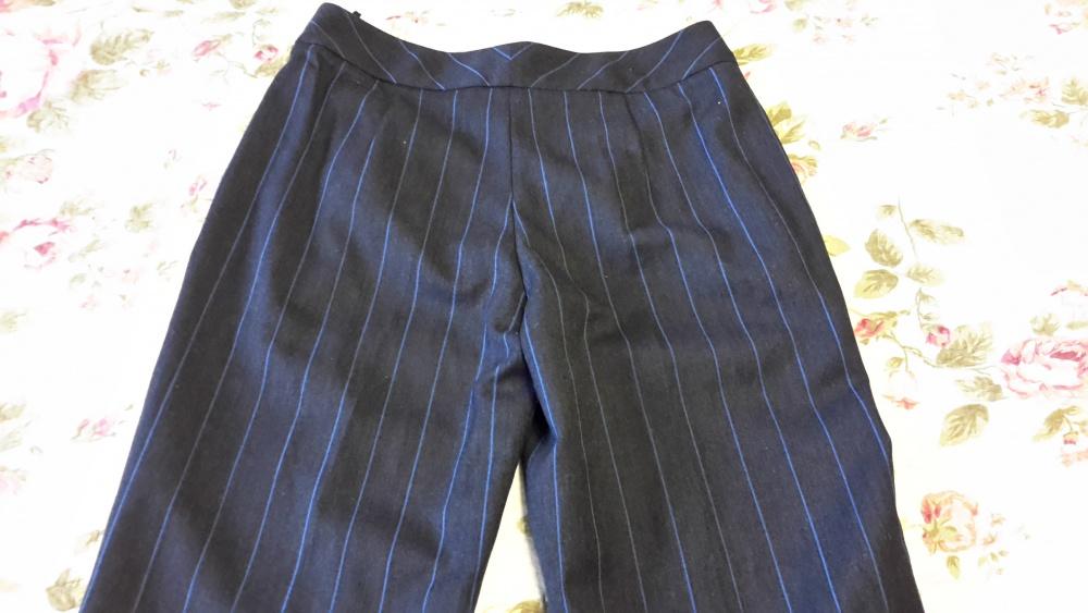 Теплые шерстяные брюки Parolle от дизайнера Victoria Andreyanova размер 46 б/у 1 раз
