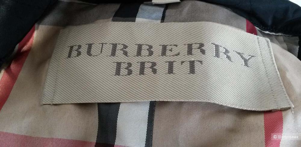 Пальто Burberry (реплика) б/у