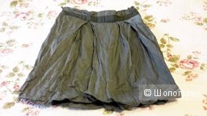 Необычная юбка баллон Benetton б/у размер 40 евро на наш 44-46