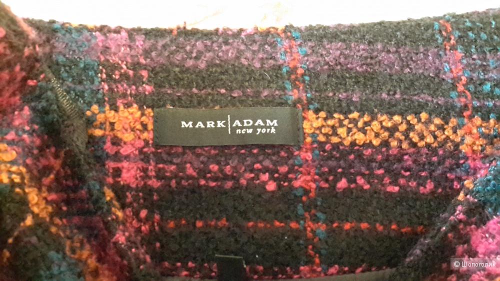 Отличная юбка в клетку из Германии Mark Adam размер 36 на наш 44 б/у 1 раз