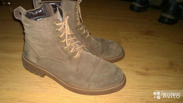 Продам мужские зимние ботинки Mascotte, размер 43