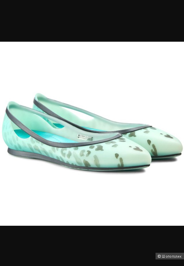 Балетки Crocs, 38 размер.