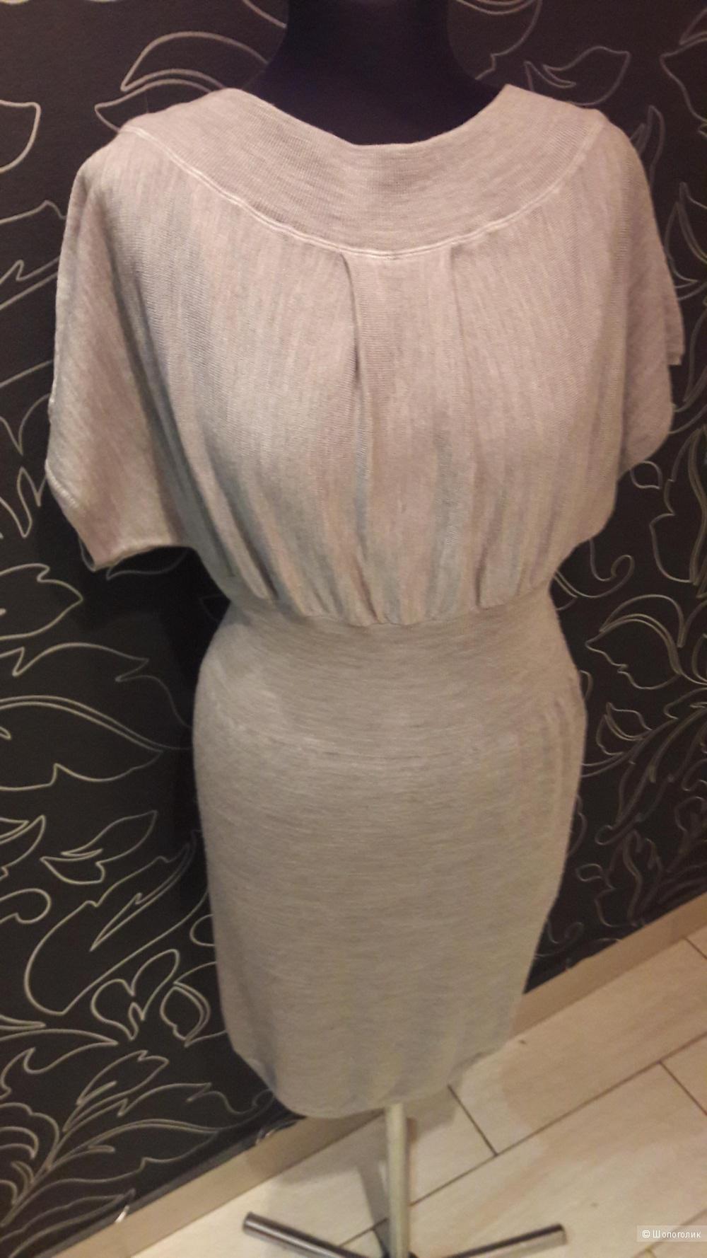 Manoukian: шерстяное платье-свитер
