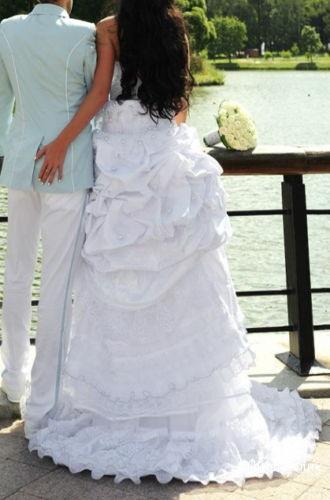 Свадебное платье известного дизайнера ANDREY PONOMAREV