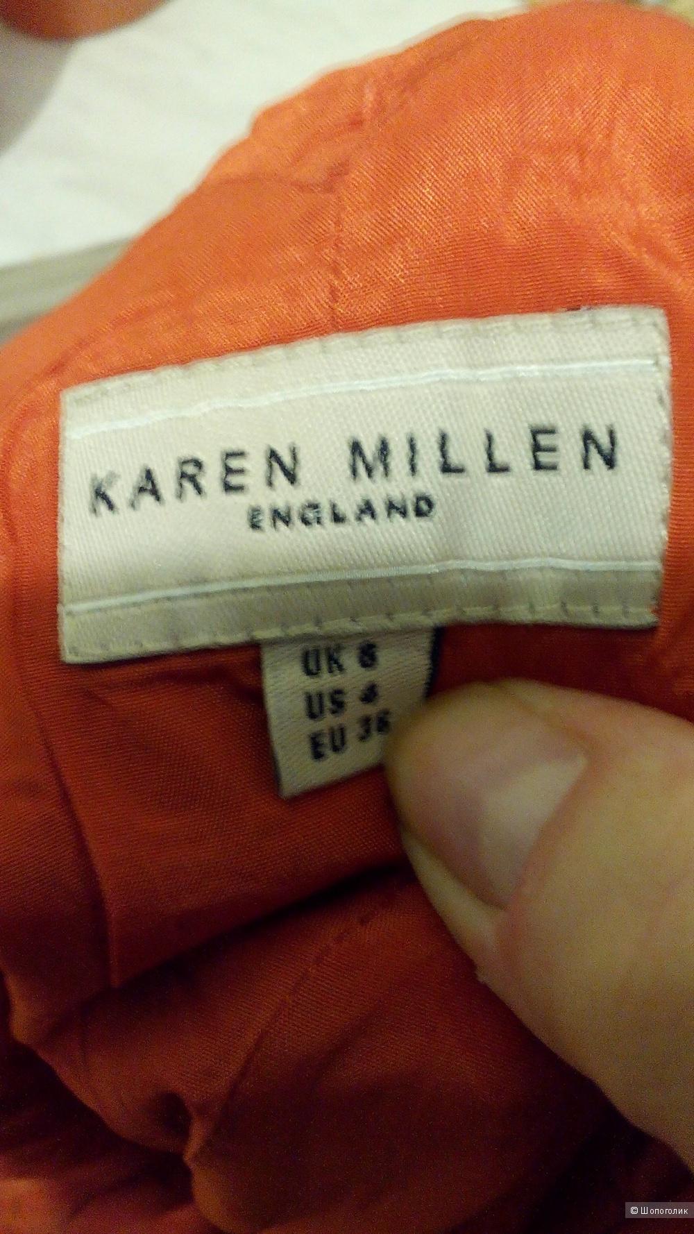 Шикарное платье Karen Millen