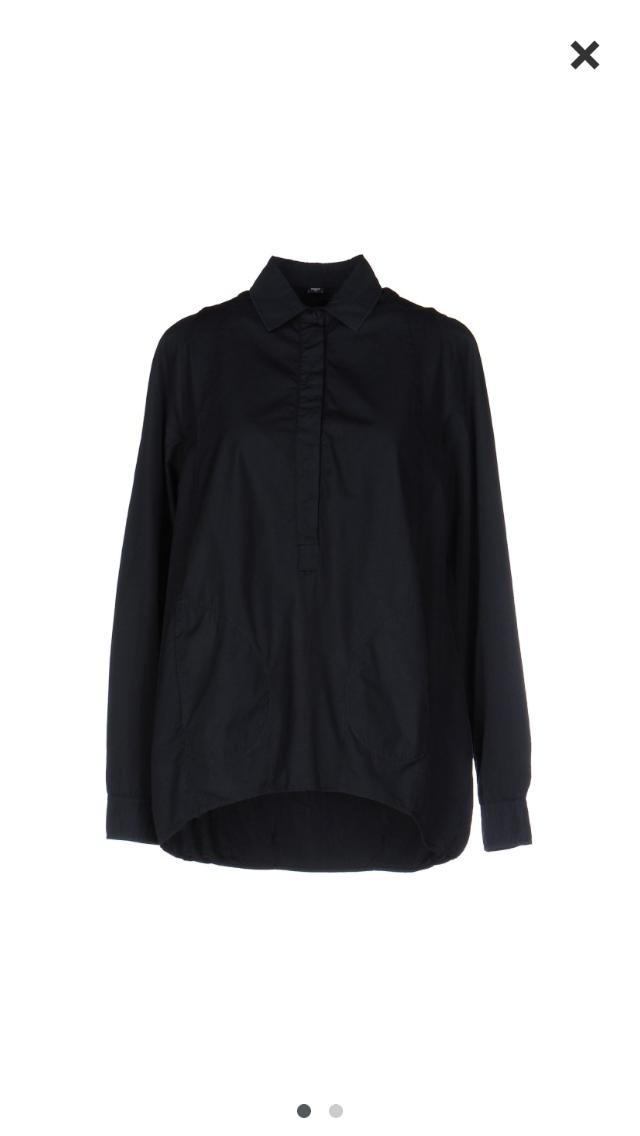 Рубашка European Culture женская, размер XS