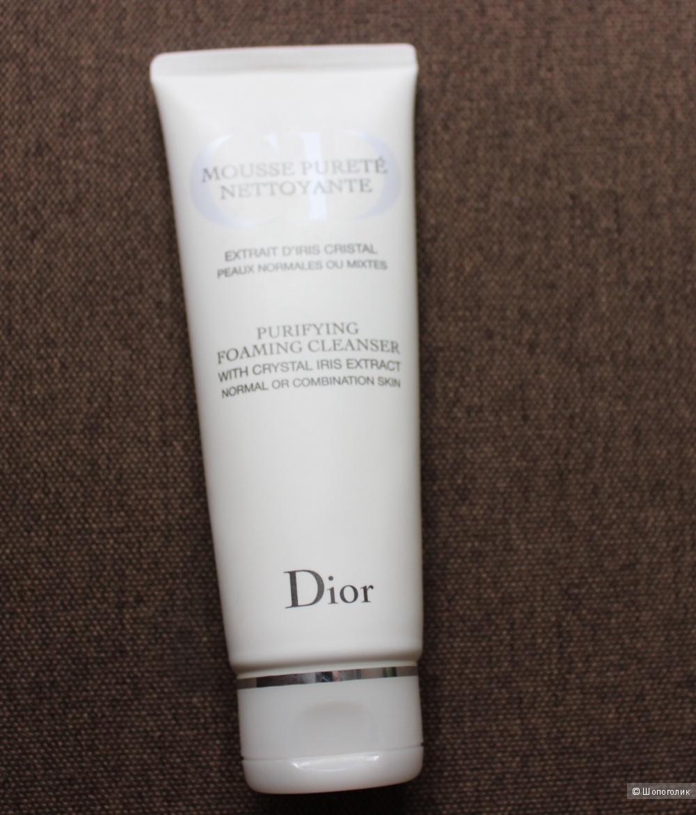Мусс для умывания Purifying Foaming Cleanser Dior