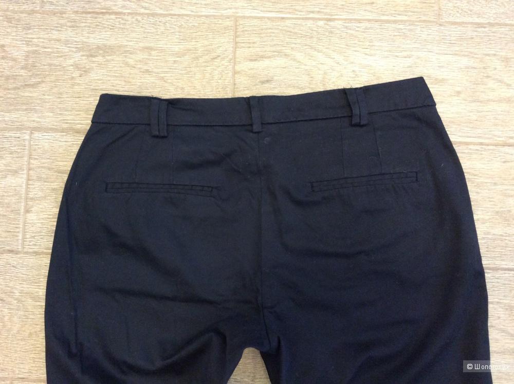 Хлопковые брюки Mango US10 (EUR42)