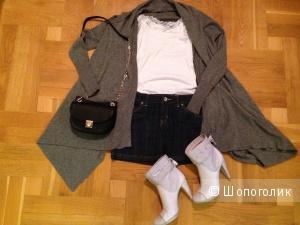 Новая джинсовая юбка Mango MNG Jeans US4 EUR36 42-44 рус.