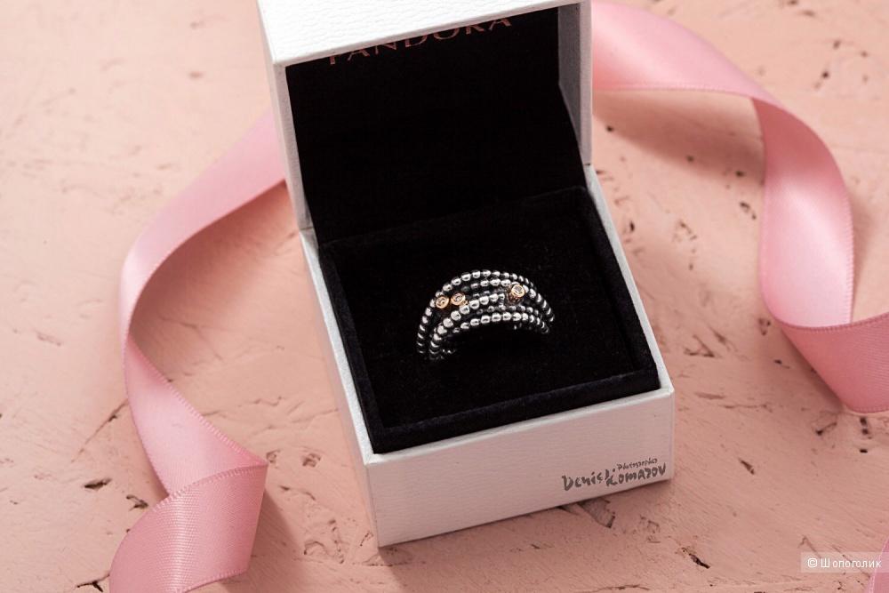 Pandora изысканный бриллиант Керри