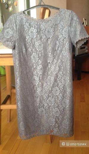 Платье вечернее кружевное 42-44 размер