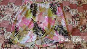 Летняя юбка H&M размер 40 евро на наш 46 б/у 1 раз