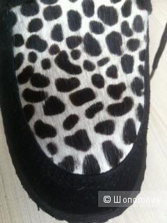 Ботинки на шнурках UNDERGRAUND,39eu