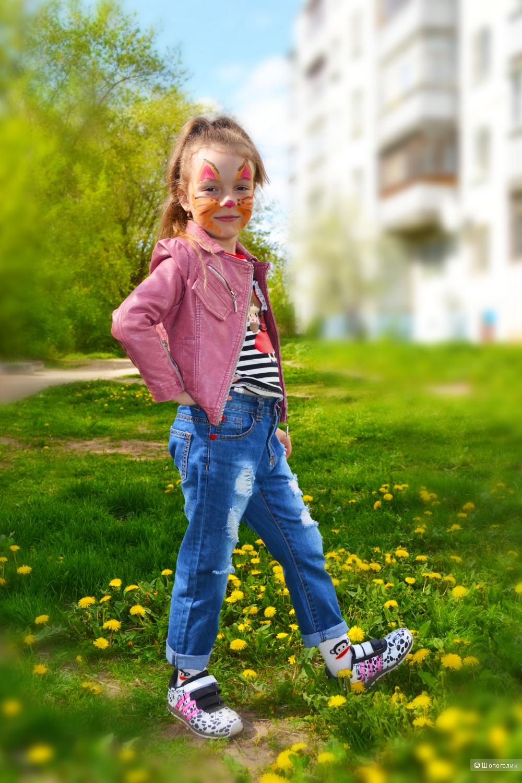 Крутая косуха Orby,для девочки 5 лет