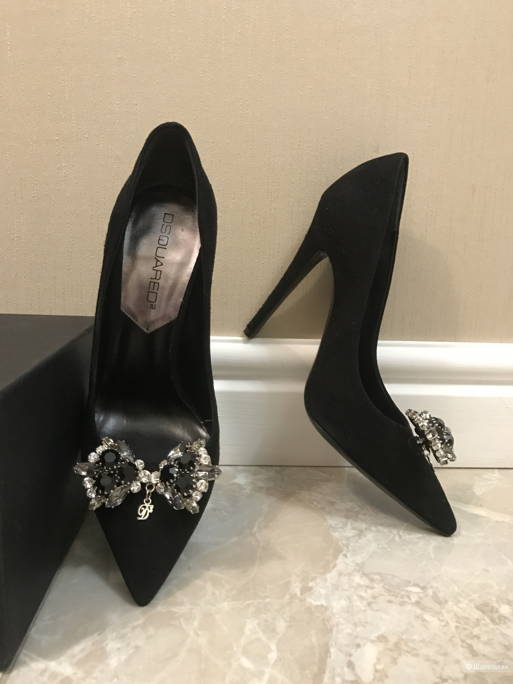 Продам туфли Dsquared2