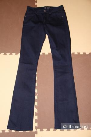 Джинсы женские VictoriasSecet midi 2 размер (42-44).
