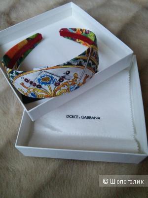 Ободок Dolce&Gabbana оригинал