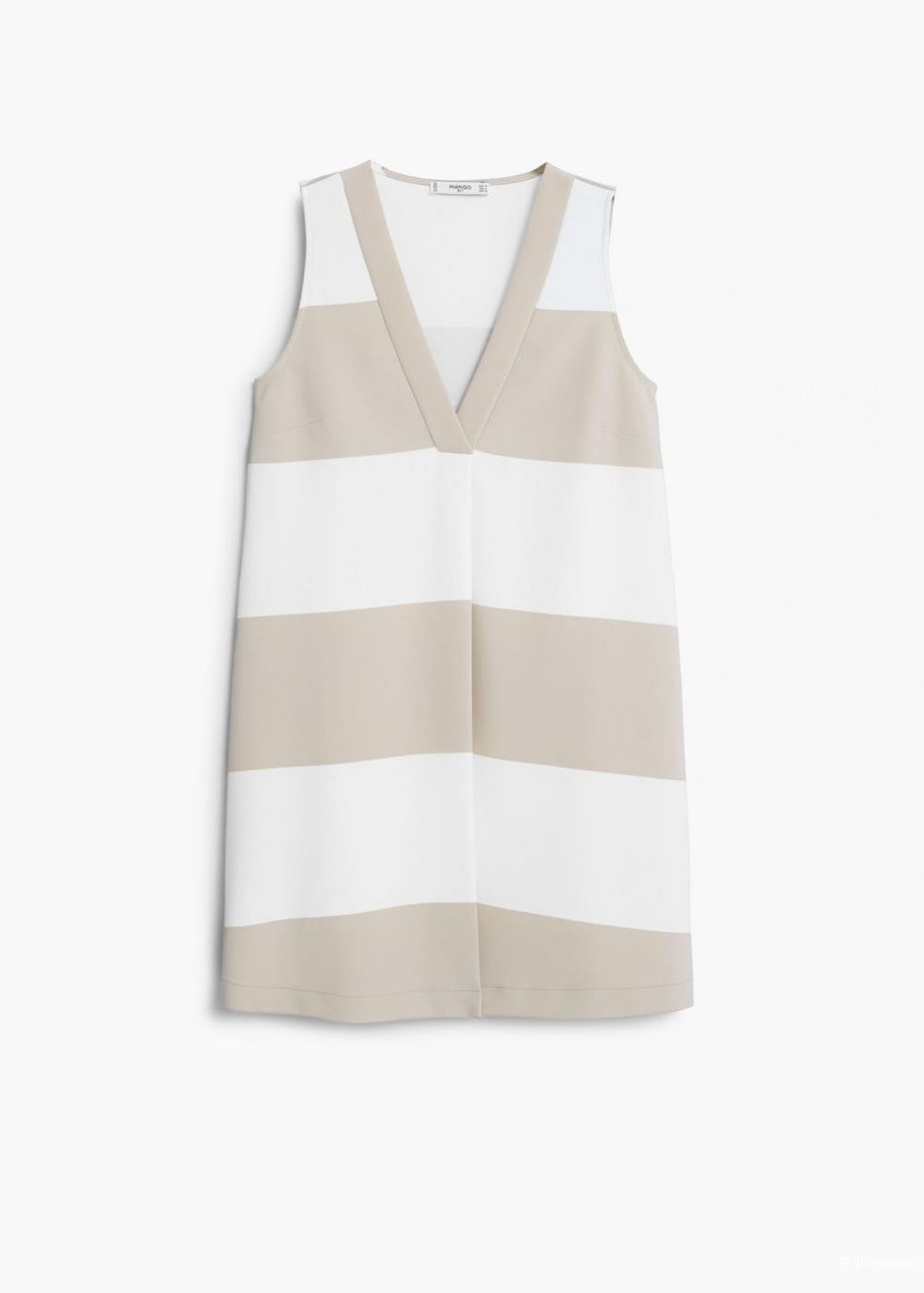 MANGO SUIT, M : платье свободного фасона