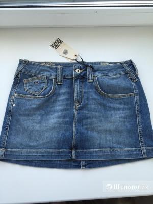 Джинсовая юбка Tommy Hilfiger размер S