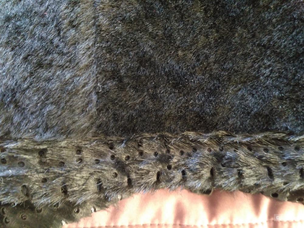 Полушубок из стриженной овчины, 40-42