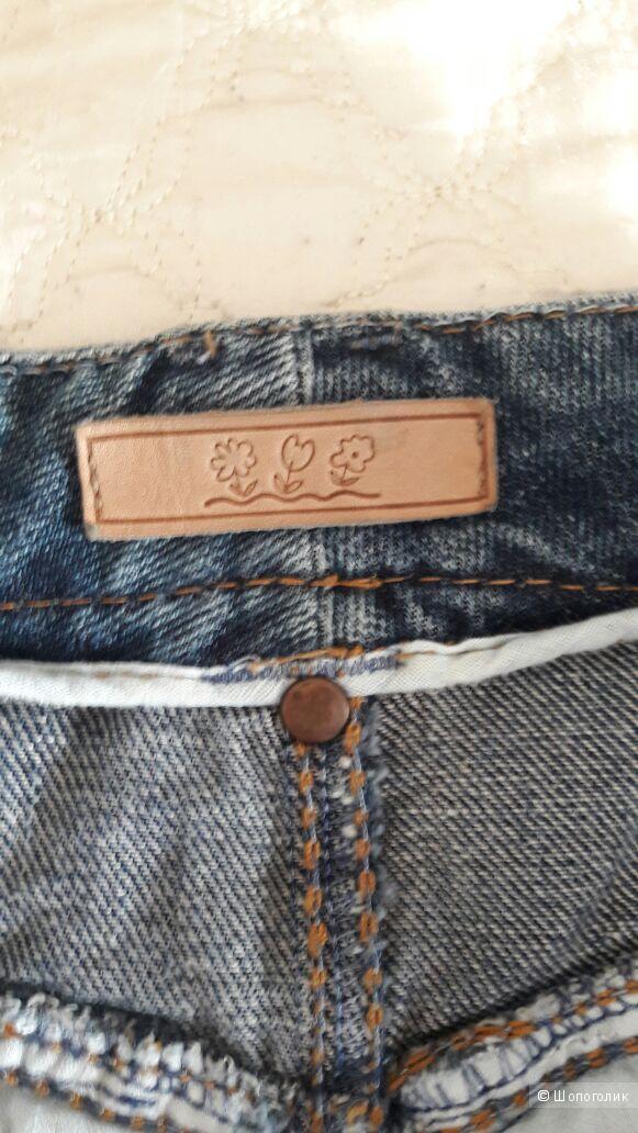 Юбка джинсовая  Patrizia pepe, Италия, оригинал 44 размер