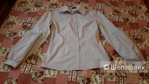 Интересная блузка Trend размер 36 немецкий на наш 44 б/у