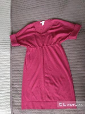 Трикотажное платье Манго, S