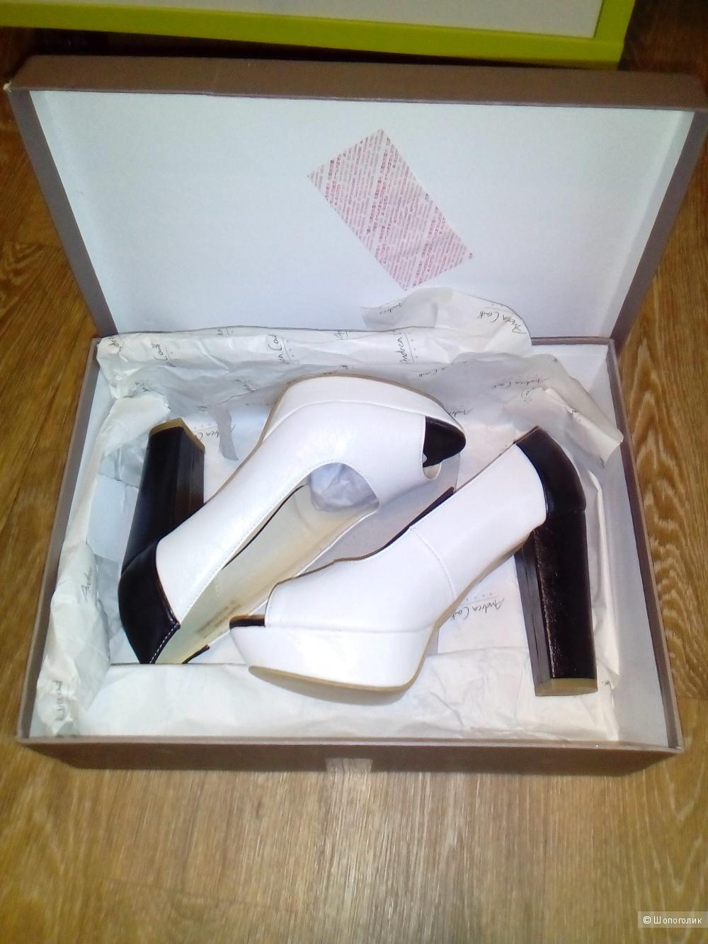 Туфли Andrea Conti новые оригинал 38 размер