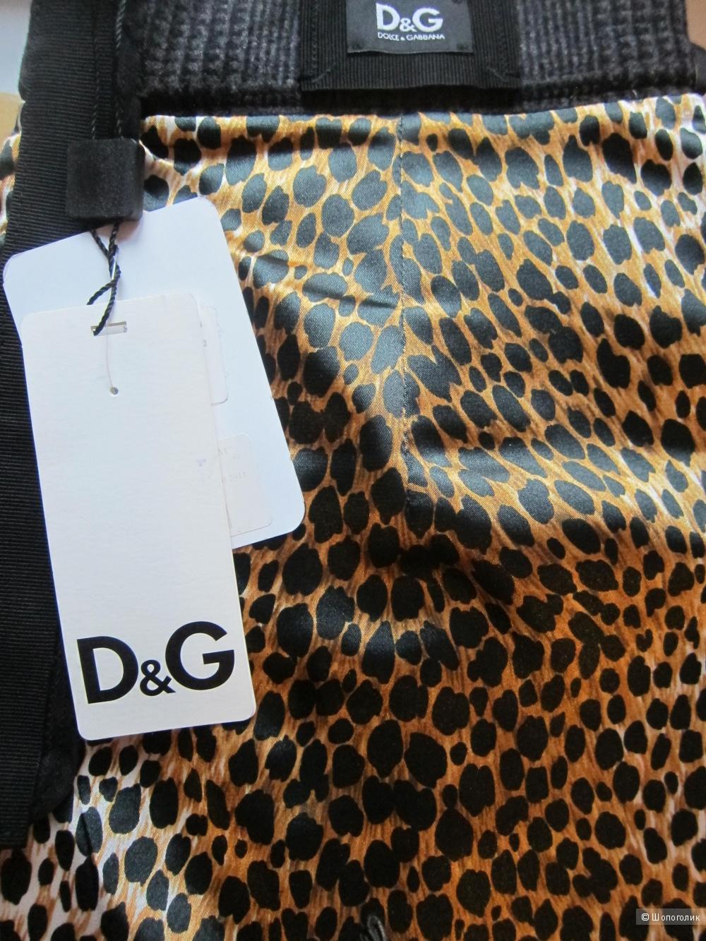 Юбка D&G (Dolce Gabbana) р. 38, XS-S, росс 42