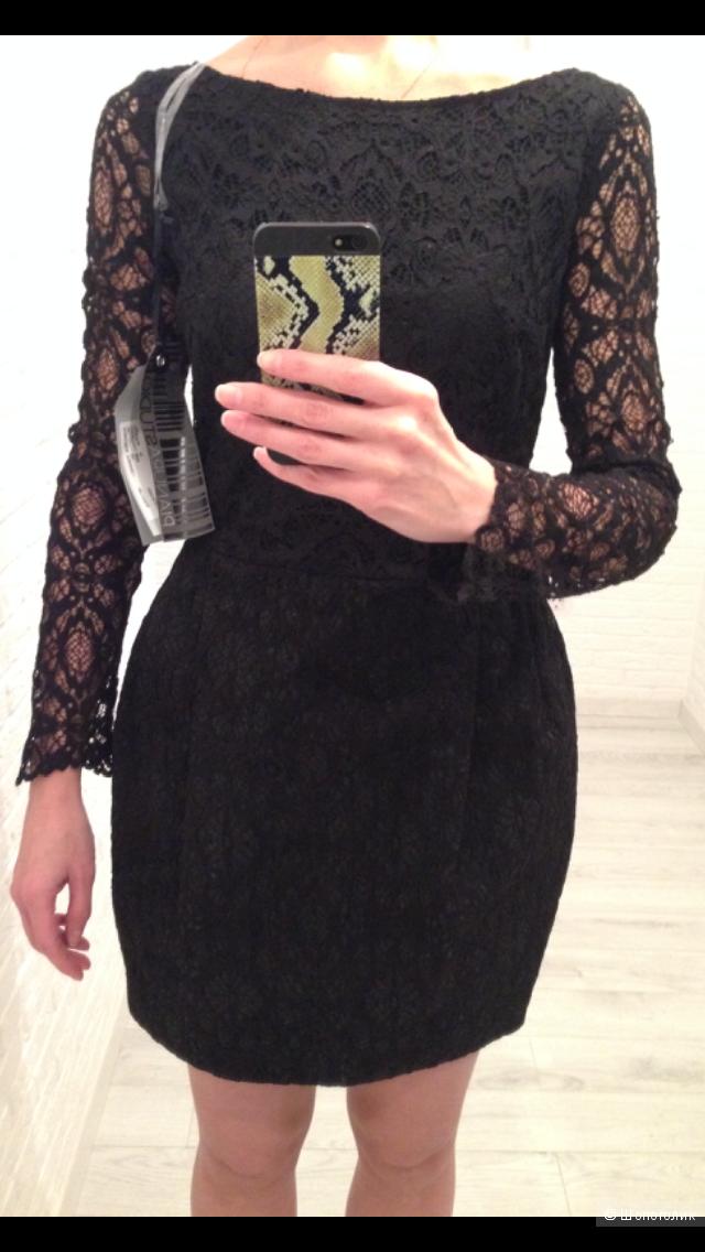 Вечернее кружевное платье Pianurastudio, 40it
