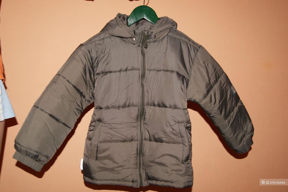 Куртка Travalle осень-весна, размер 128 см Финляндия (для мальчика)