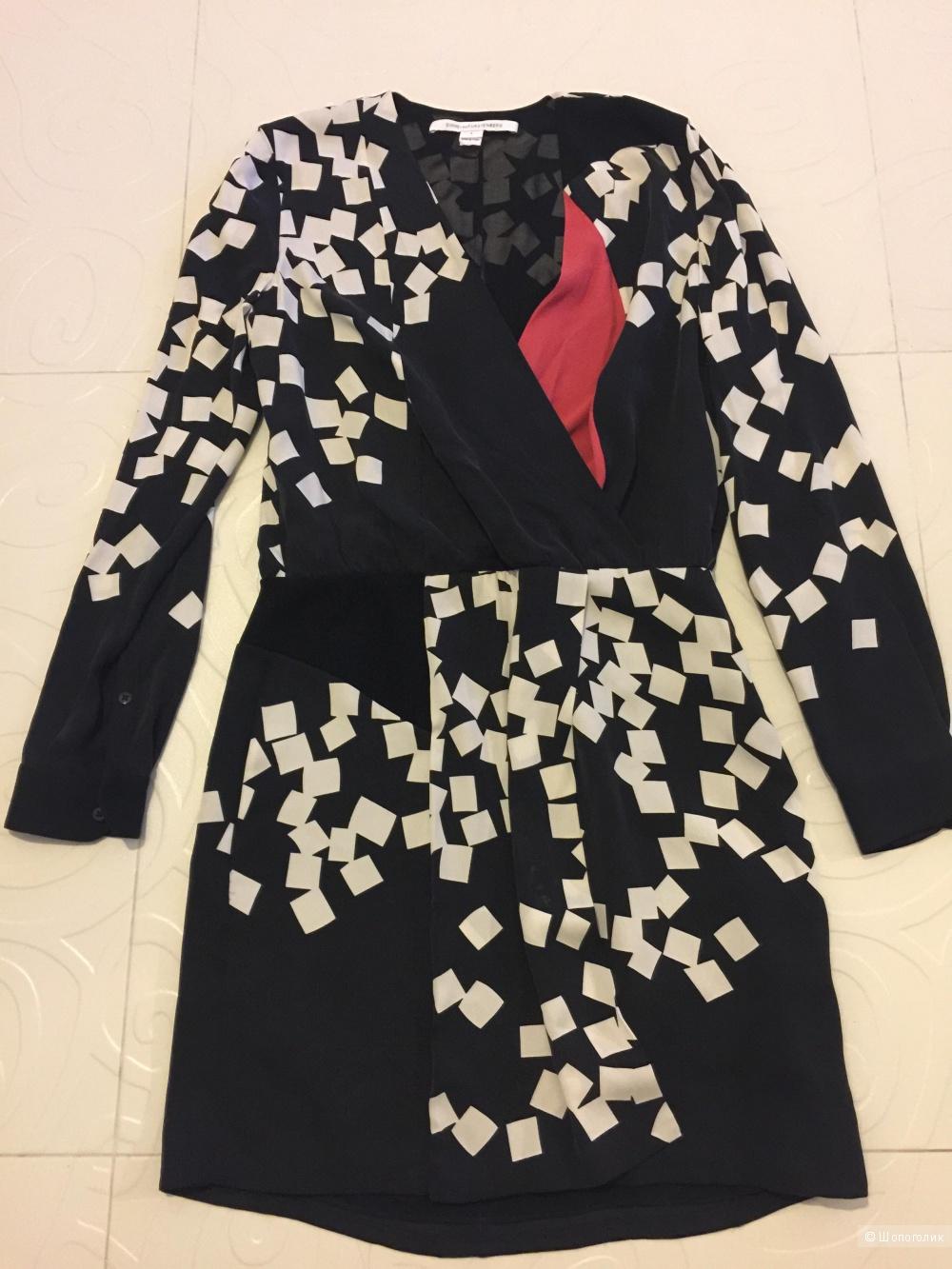 Платье DIANE VON FURSTENBERG оригинал новое размер 4 Санкт-Петербург
