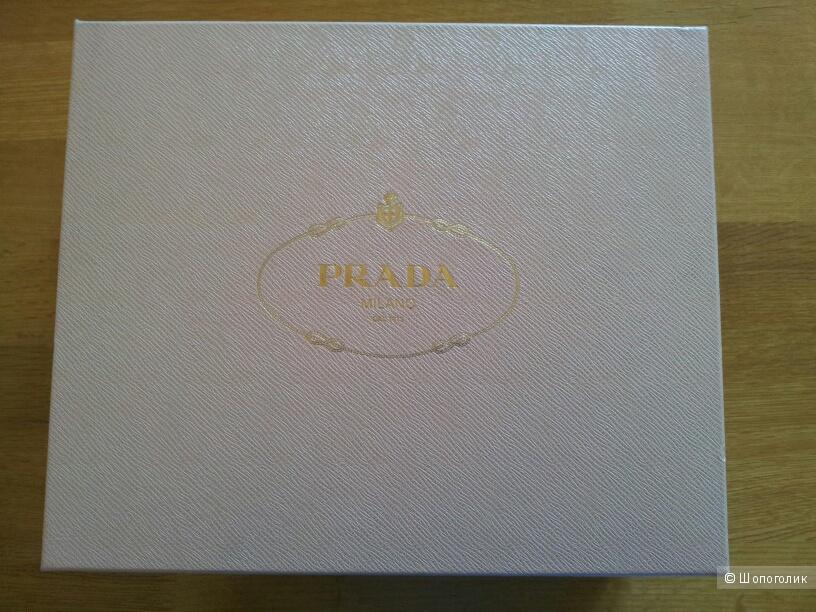 Босоножки Prada размер 37,5 оригинал новые