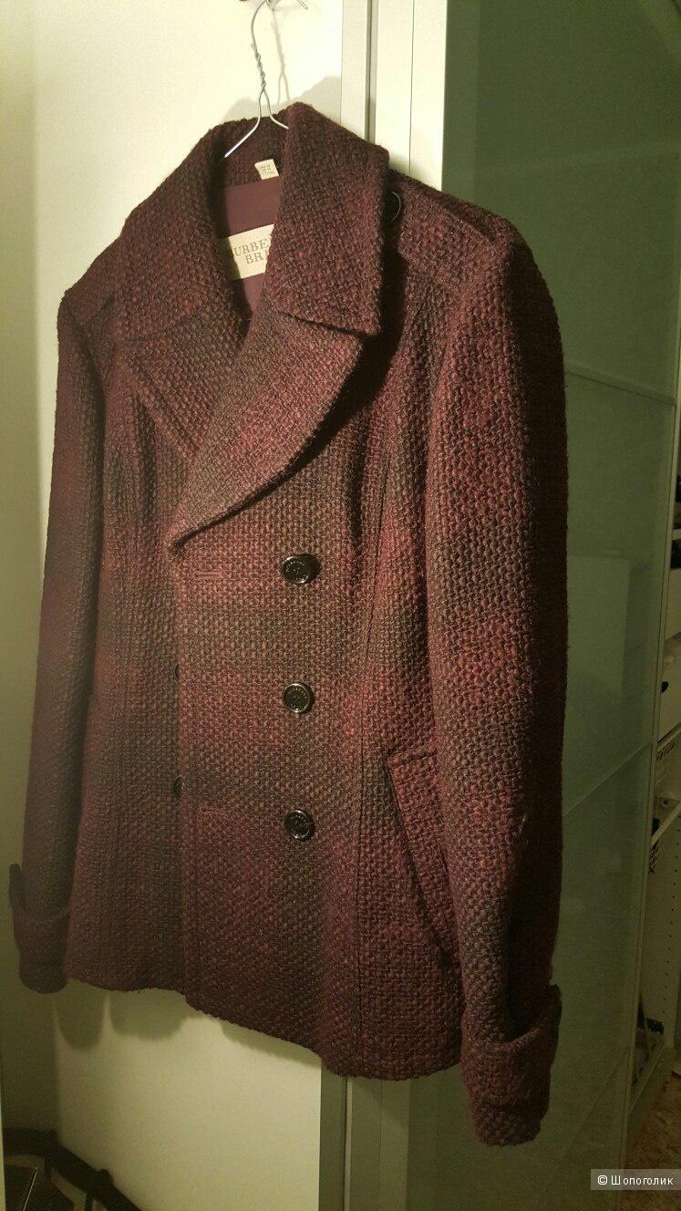 Укороченное пальто burberry brit 42-44