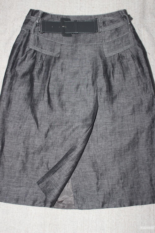 Юбка GERRY WEBER, Германия,цвет серый, на 44-48
