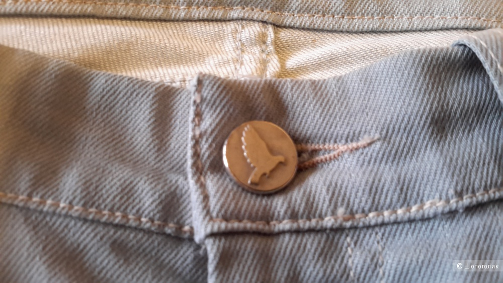 MIH Jeans Буткат-джинсы средней посадки London размер 29 б/у