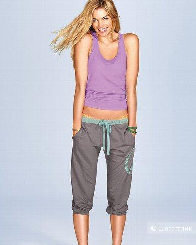 Женские спортивные штаны pink victoria's secret оригинал, размер S (подойдет и на M-L)