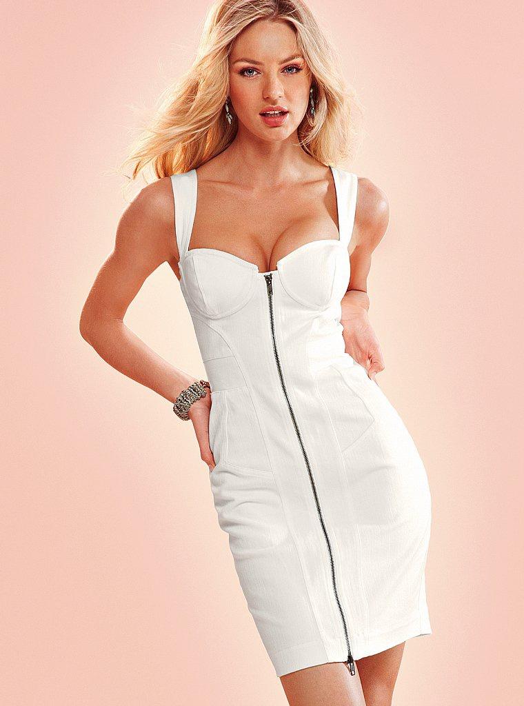 Джинсовое платье от Victoria's Secret. Р-р 42.