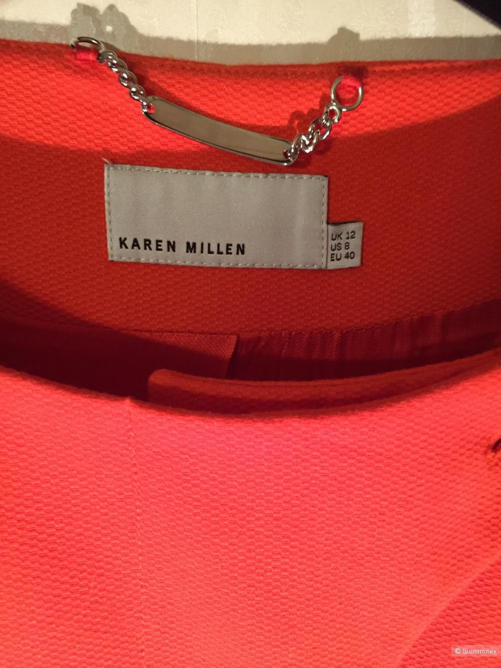 Плащ (или легкое пальто) Karen Millen + жакет в подарок